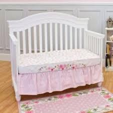 Mini Portable Crib Bedding Sets Green Toile Mini Portable Crib Bedding By Carousel Designs