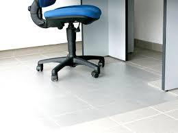 top office bureau tapis de sol transparent pour bureau 1 avec protection top office et