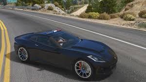 police corvette stingray police coquette gta5 mods com