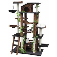 dark catfurniture for people in cat tree cat tree to dining cat