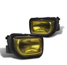 toyota mr2 fog lights amazon com zmautoparts toyota mr2 fog lights ls yellow automotive