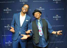 Launch Maps Maps Gets Down With Bra Hugh At 1715 By Martell Cognac Launch