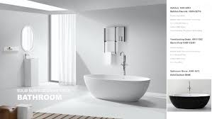 Solid Surface Bathtubs Free Standing Solid Surface Bathtub Artificial Stone Bathtub