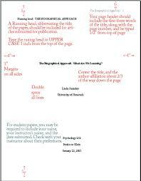 The Graduate School   International Admissions at the University     APA Essay Format  Title  Headings  Subheadings  Text