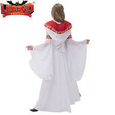 medieval renaissance dress ball gown hooded gothic civil