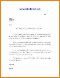 8 letters of recommendation for immigration service letters