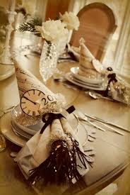 Table Setting by Get A Luxury Table Setting For New Year U0027s Eve