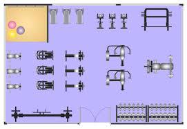 layout floor plan layout