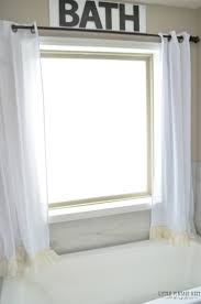window curtain wonderful curtains styled sew window how to
