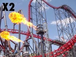 Six Flags X2 Six Flags Magic Mountain