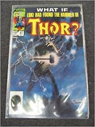 what if loki had found the hammer of thor comic october 1984 no