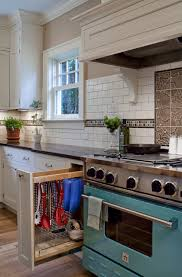 Colonial Kitchen Design 1920 Colonial Kitchen Traditional Kitchen Portland By
