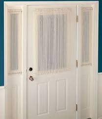 Doorway Privacy Curtains Entry Door Window Treatments Window Treatments Pinterest
