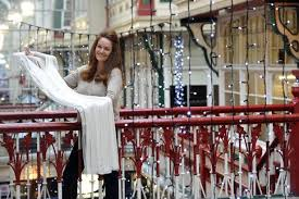 wedding dress hire uk south wales businesswoman sets up shop hiring out wedding dresses