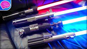 Light Saber Color Meanings Star Wars Lightsaber Colors Explained Youtube
