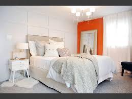 Nightstand West Elm Modern Guest Bedroom With Carpet U0026 Chandelier Zillow Digs Zillow