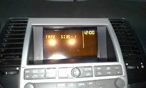 Putting An Aux Port In Your Car 2004 Maxima W Bose Wo Nav Aux Input Maxima Forums