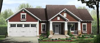 craftman style home plan craftsman style ranch vintage house plans single story