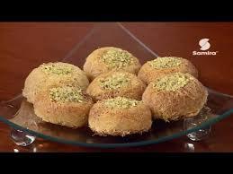 samira tv cuisine fares djidi samira tv حيلة وعسيلة الموسم 2 عش مزين بالفستق قناة سميرة
