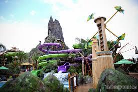 Six Flags Hurricane Harbor Hours Volcano Bay Opens At Universal Orlando Resort Full Review