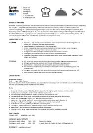 Chef Resume Samples Chef Resume Template Sample Chef Resume Resume Template Pastry