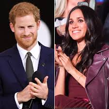 Meghan Markle And Prince Harry Prince Harry And Meghan Markle At 2017 Invictus Games Popsugar