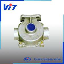 wabco truck air brake parts quick release valve vit or oem