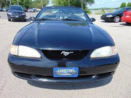 98 ford mustang for sale 1998 ford mustang gt for sale in waukesha wi 1fafp45x1wf178188