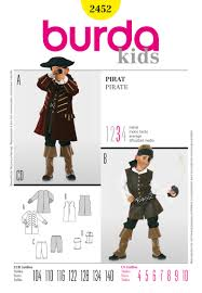 pirate by burda jacket u0026 pants simplicity creative group