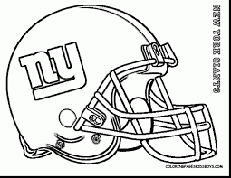 Magnificent Broncos Football Coloring Pages With Soccer Coloring Football Coloring Page