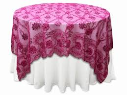 cheap lace overlays tables ya ya 72 x 72 the fashionista style table overlay lace netting
