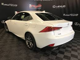 white lexus 2009 new 2017 lexus is 300 4 door car in edmonton ab l13829