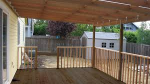 Building A Pergola On Concrete by Roof How To Build A Patio Cover Attached To House Awesome How To