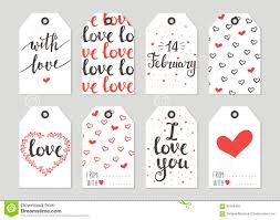 free sticker label templates valentine s day gift tags set stickers and labels stock vector day