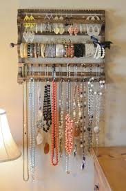 Jewelry Storage Solutions 7 Ways - best 25 rustic closet organizers ideas on pinterest farmhouse