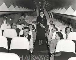 Lockheed Constellation Interior Photos From 1940 To 1949 History And Heritage British Airways