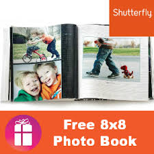 8x8 photo book your gift free shutterfly photo book