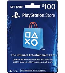 ps4 gift card psn gift card 100 us email delivery mygiftcardsupply