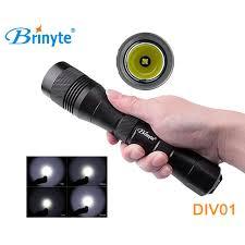 promotion brinyte div01 cree xm l2 u4 led rechargeable le