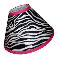 Zebra Print Table Lamp Animal Print Lamp Shades Better Lamps