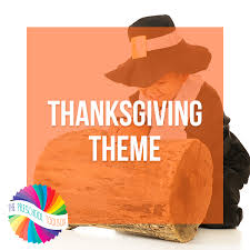 thanksgiving theme for preschool the preschool toolbox
