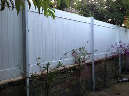 vinyl driveway gates installation repair los angeles