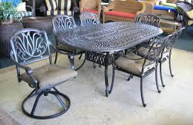 Aluminium Patio Table Cast Aluminium Patio Set I Am Impressed With The Service Of Lazy