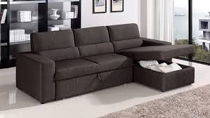 black sectional sofa bed amazon com black brown clubber sleeper sectional sofa right