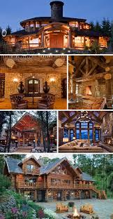 bunyan u0027s pride 19 log cabins that stack above the rest urbanist