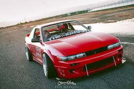 nissan silvia drawing timeless beauty takashi u0027s nissan silvia s13 stancenation