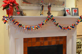 simple garlands for fireplaces luxury home design fancy
