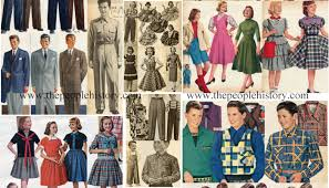 what happened in the 1950s featuring news popular culture prices