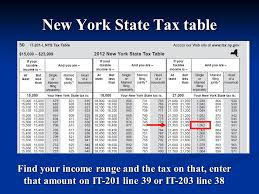 nys tax table isso new york state tax information we are not tax
