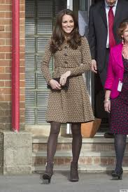 kate middleton repeats a perfect fall in london photos
